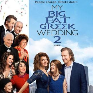 My Big Fat Greek Wedding 2