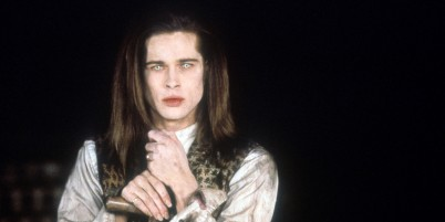 Brad Pitt in a scene from the film 'Interview With The Vampire: The Vampire Chronicles', 1994. (Photo by Warner Brothers/Getty Images)